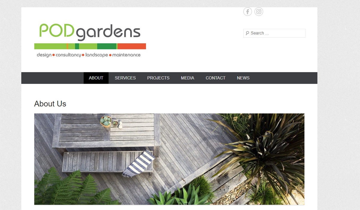 podgardens